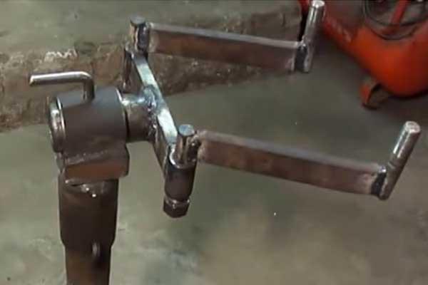 Самодельный стенд для ремонта двигателя - Drive2 ru